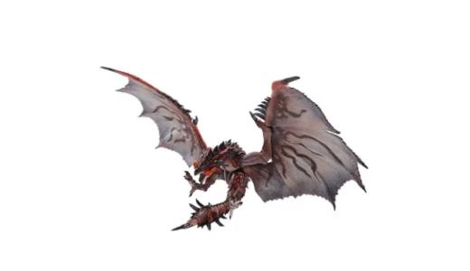 バンダイスピリッツ BANDAI SPIRITS S.H.MonsterArts 『リオレウス』