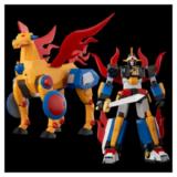 『タイムボカンシリーズ ヤットデタマン』より巨大ロボット「大巨神&大天馬」がRIOBOTで登場!